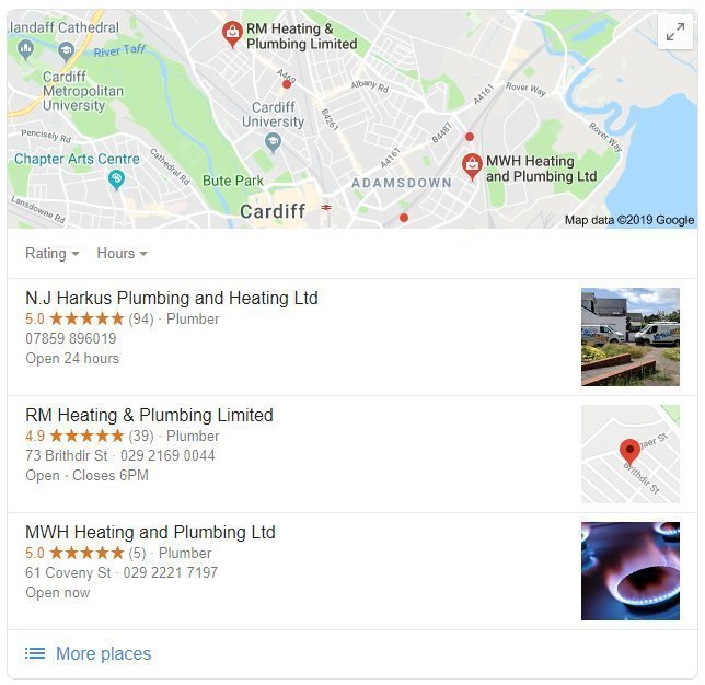 Google Reviews Case Study